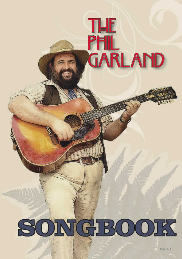 THE PHIL GARLAND SONGBOOK